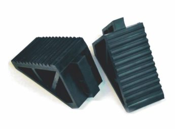 Wheel Chocks – LARGE – BLACK