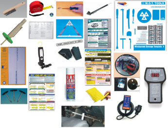 MOT Ancillary Pack COMPREHENSIVE – with ProStore Tool Board