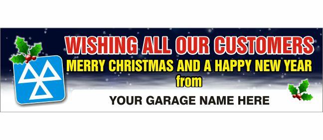 Christmas Banner – Design Y