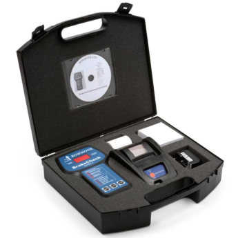 Bowmonk Brake Test Meter with Secondary Test Kit – with Printer & Case