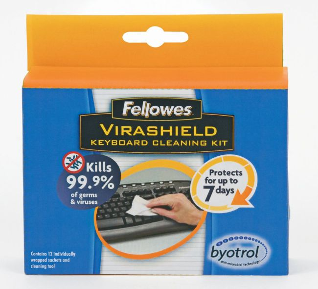 Virashield Keyboard Cleaning Kit