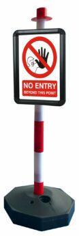 Plastic Sign Frame (A4)