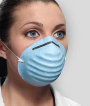 McKinnon Moulded Face Mask – single use